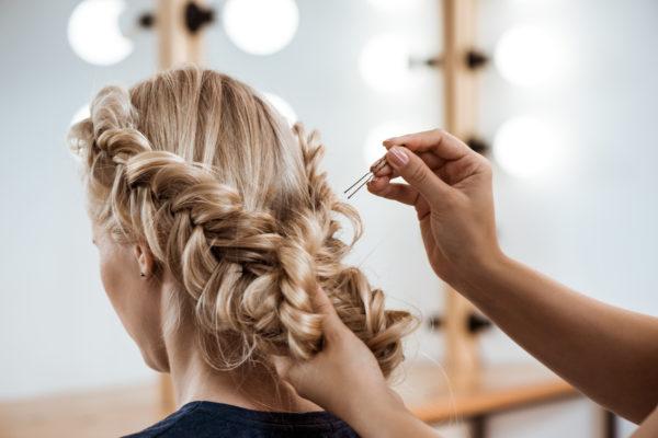 lavado peinado